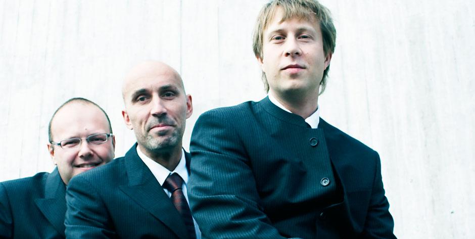 Trio Lézard